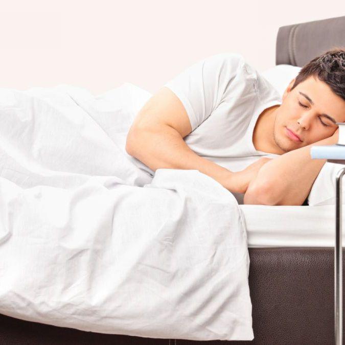 沒多吃也變胖睡眠與肥胖-封面圖